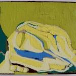 Natural Form 4_oil & pigment on canvas_35x45cm_2017