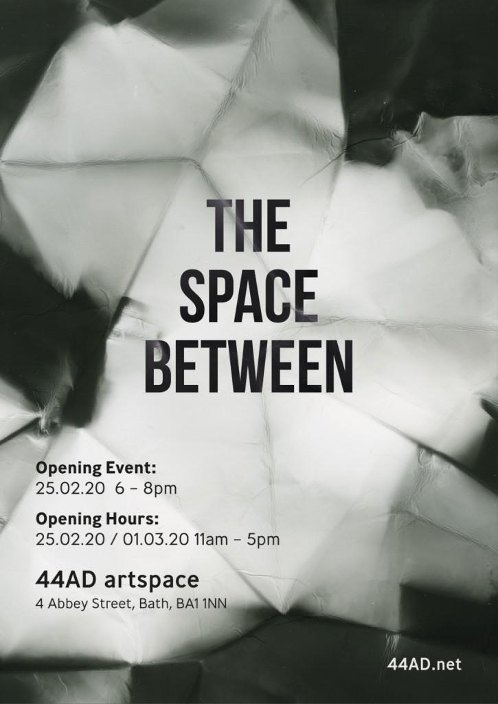 The Space Between flyer-01 (2)